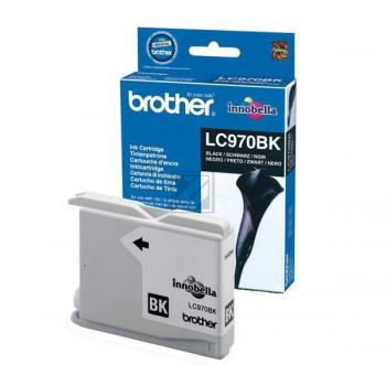Brother Tintenpatrone schwarz (LC-970BK)