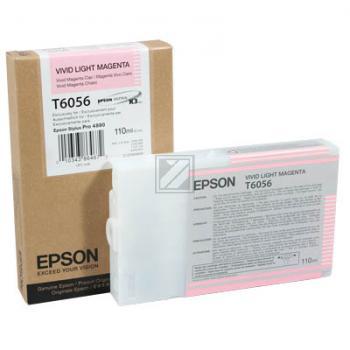 Original Epson C13T564600 / T5646 Tinte Magenta hell