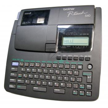 Brother P-Touch 540 C