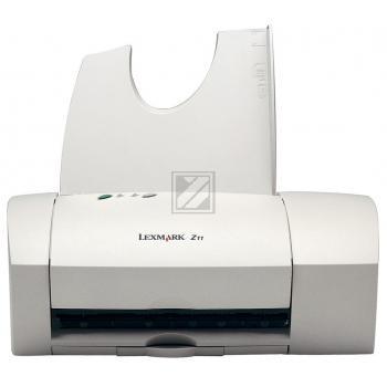 Lexmark Color Jetprinter Z 11
