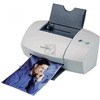 Lexmark Color Jetprinter Z 43