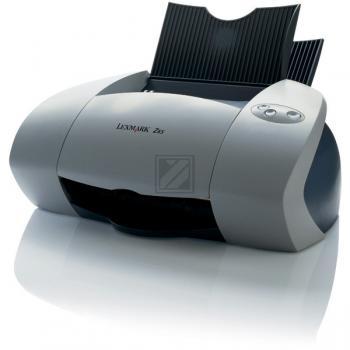 Lexmark Color Jetprinter Z 65 Pro