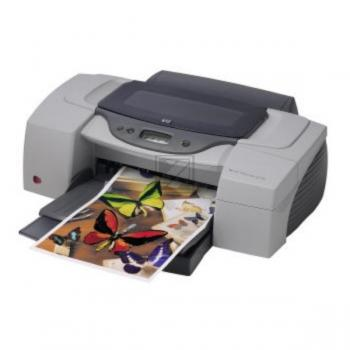 Hewlett Packard Color Printer 1700 PS