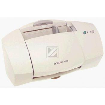 Lexmark Color Jetprinter Z 34