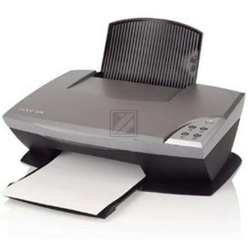 Lexmark Color Jetprinter Z 601