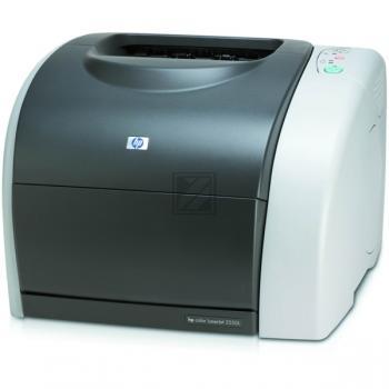 Hewlett Packard Color Laserjet 2550 N