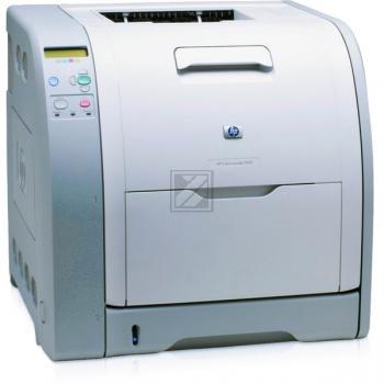 Hewlett Packard Color Laserjet 3550 N