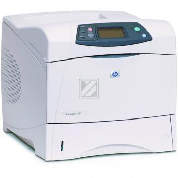 Hewlett Packard Laserjet 4350 DTN