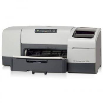 Hewlett Packard Business Inkjet 1000