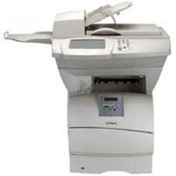 Lexmark X 634 DTE MFP