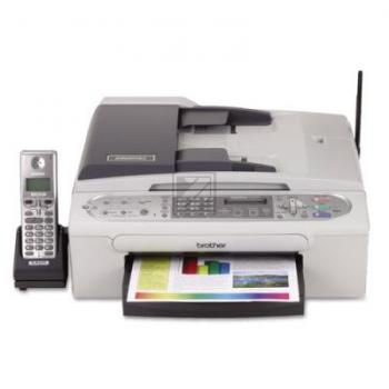 Brother Intellifax 2580 C
