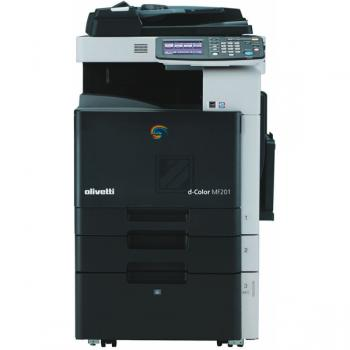olivetti d color 201 plus firmware