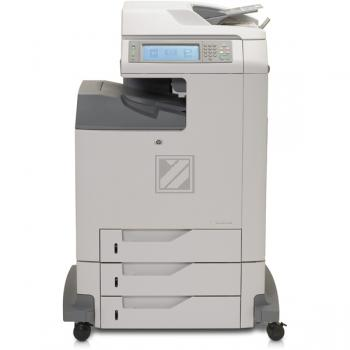 Hewlett Packard Color Laserjet 4730 MF