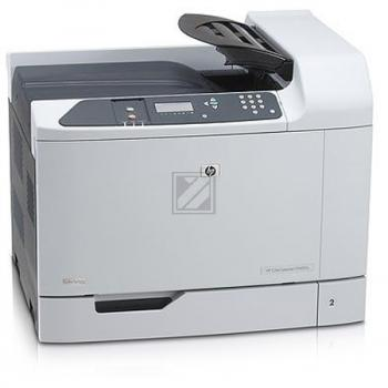 Hewlett Packard (HP) Color Laserjet CP 6015 DE