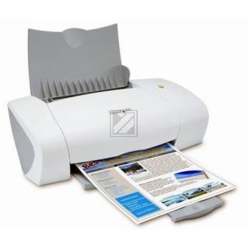 Lexmark Color Jetprinter Z 612