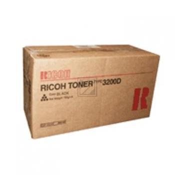 Ricoh Typ 3200D | 30000 Seiten, Ricoh Toner, schwarz