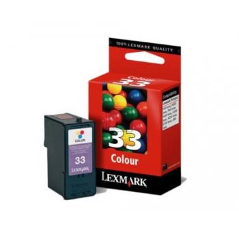 Lexmark Tintendruckkopf 3-farbig High-Capacity (018CX033E 18CX033E, 33HC)