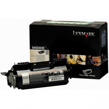 Lexmark Toner-Kartusche Etikettendruck schwarz (64004HE)