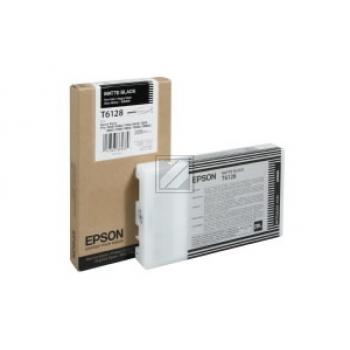 Epson Tintenpatrone schwarz matt High-Capacity (C13T567800 C13T612800, T6128)