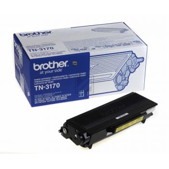 Brother Toner-Kit schwarz HC (TN-3170)