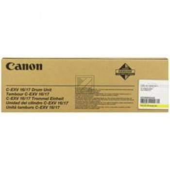 CANON     Drum C-EXV 16/17        yellow