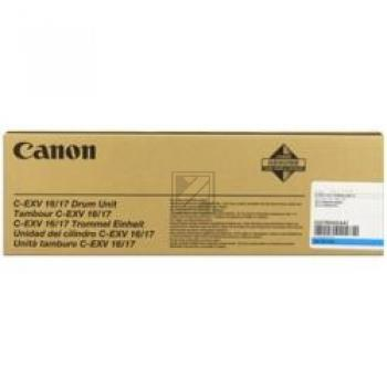 Canon Fotoleitertrommel cyan (0257B002, C-EX16/17)
