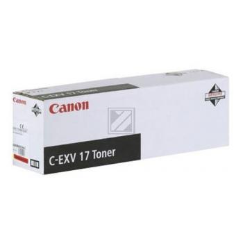 Canon Toner-Kit magenta (0260B002, C-EXV17)