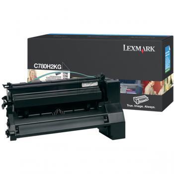 Original Lexmark C780H2KG Toner Black