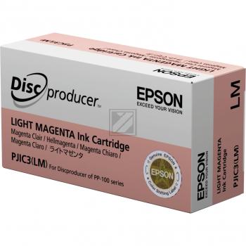 ORIGINAL Epson Tintenpatrone Magenta (hell) C13S020449 PJIC3 31.5ml