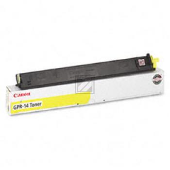 Canon Toner-Kit gelb (2450B002, C-EXV24Y)