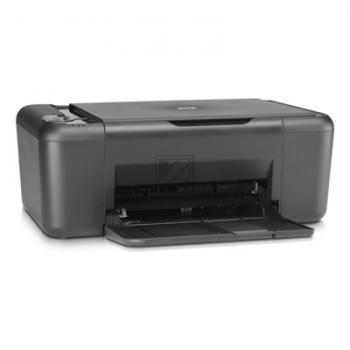 Hewlett Packard Deskjet F 2480