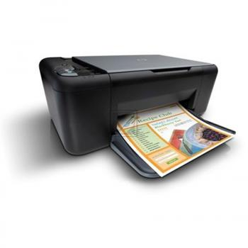 Hewlett Packard Deskjet F 2420