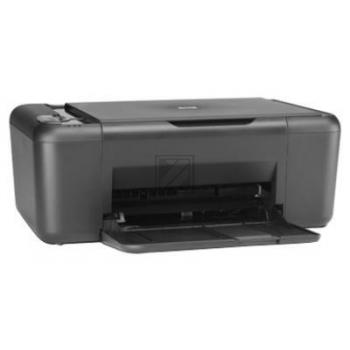 Hewlett Packard Deskjet F 2492