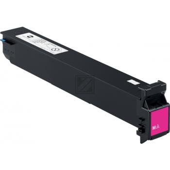 Konica Minolta Toner-Kit magenta (A0D7354, TN-214M) Qualitätsstufe: B