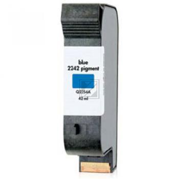 HP Tintenpatrone Wasserresistent (HC) blau (Q2354A)