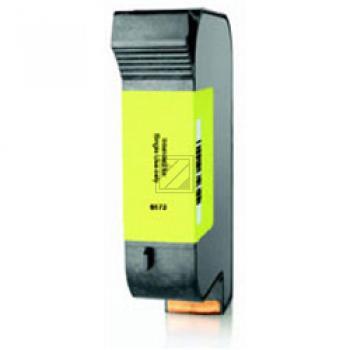 HP SPS C6173A | 42ml, HP Tintenpatrone, gelb