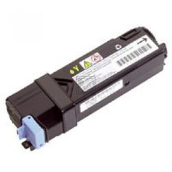 Dell Toner-Kartusche gelb HC plus (593-10314, T108C) Qualitätsstufe: A