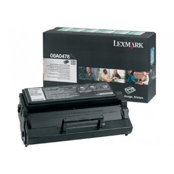 Lexmark Toner-Kartusche Corporate schwarz HC (08A0144) Qualitätsstufe: A