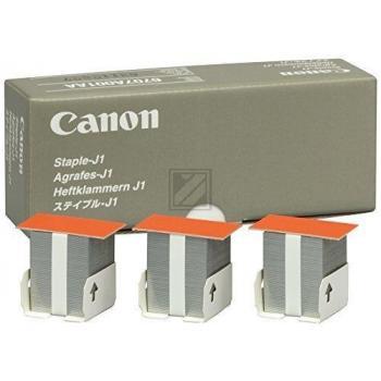Original Canon 6707A001 / J1 Heftdraht3er Set