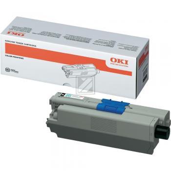 OKI Toner-Kit schwarz (44469803)