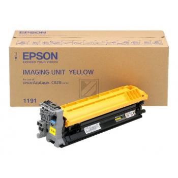 Epson Fotoleitertrommel gelb (C13S051191, 1191)