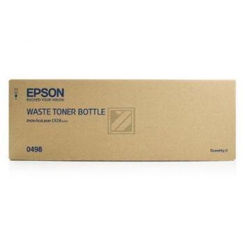 Original Epson C13S050498 / S050498 Resttonerbehälter2er Set
