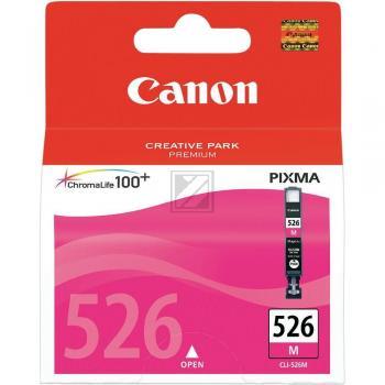 Canon Tintenpatrone magenta (4542B001, CLI-526M)