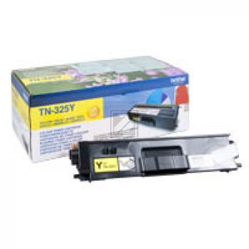 Brother Toner-Kit gelb HC (TN-325Y)