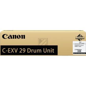 Canon Fotoleitertrommel cyan/gelb/magenta (2779B003, C-EXV29)