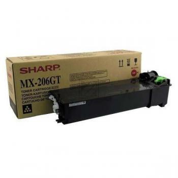 Sharp Toner-Kit schwarz (MX-206GT)