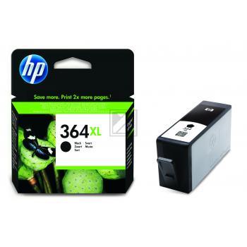 HP Tintenpatrone schwarz HC (CN684EE, 364XL)