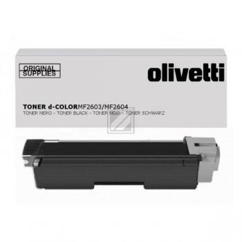 Olivetti Toner-Kit schwarz (B0946)