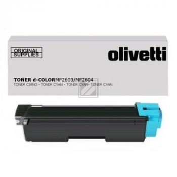 Olivetti Toner-Kit cyan (B0947)