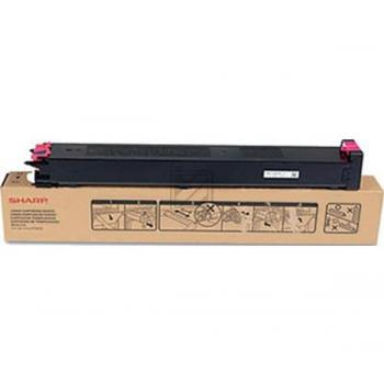 Original Sharp MX-23GTMA Toner Magenta
